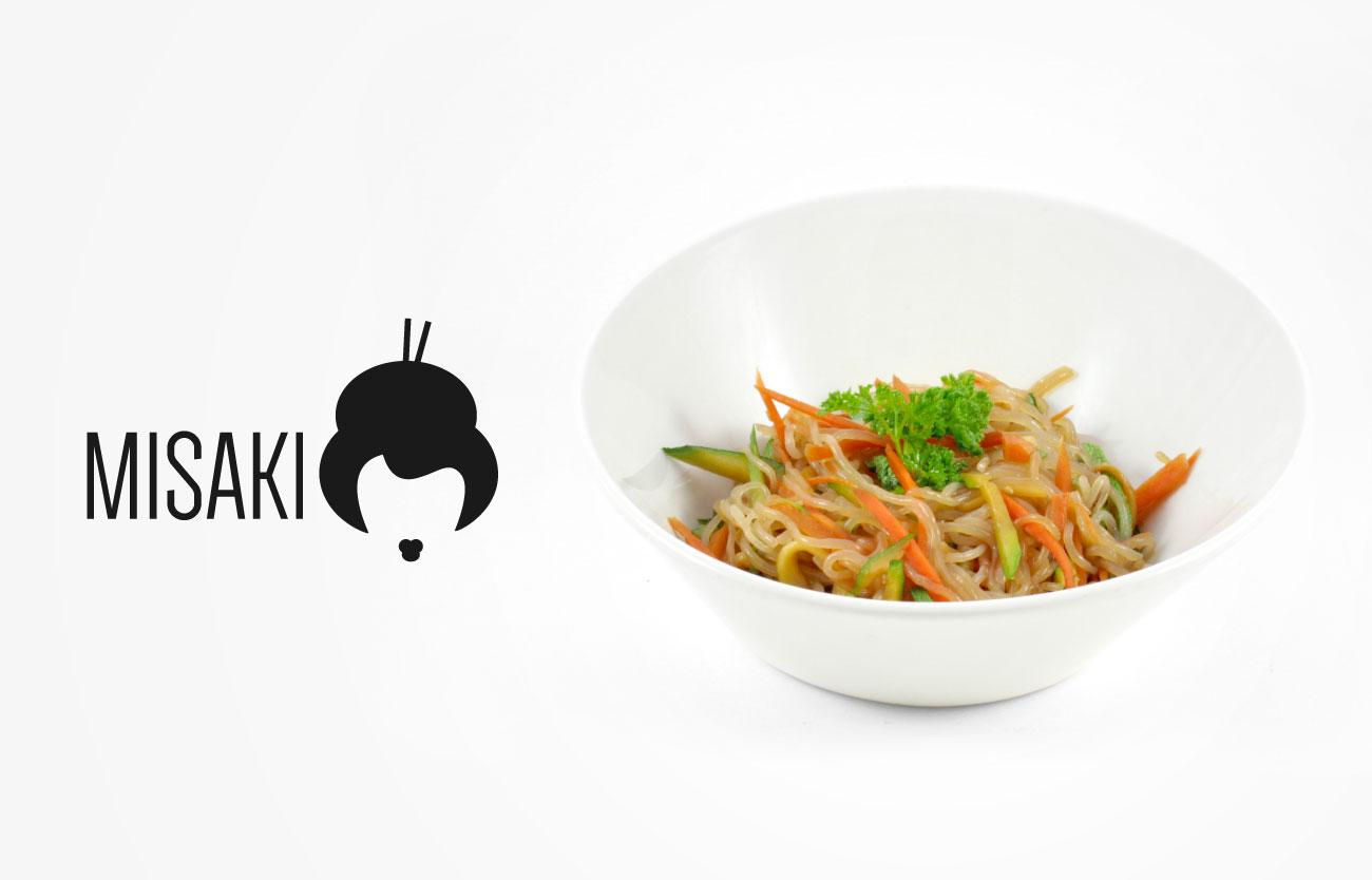 Sushi Vegetariano | Misaki Sushi