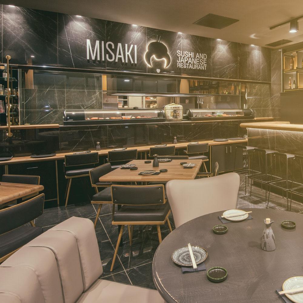Misaki Sushi Salerno